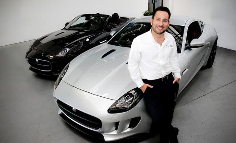 Jaguar llega a Motores Británicos