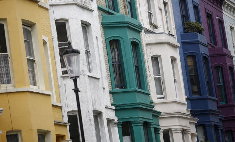 Primas récord por apartamentos de lujo en Londres