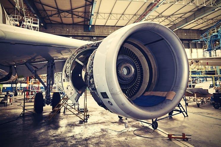 Nuevo hangar permitirá ampliación del Santamaría