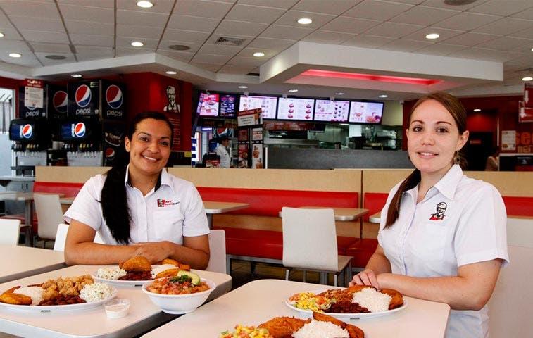 KFC abre local 33 con inversión de 1,5 millones