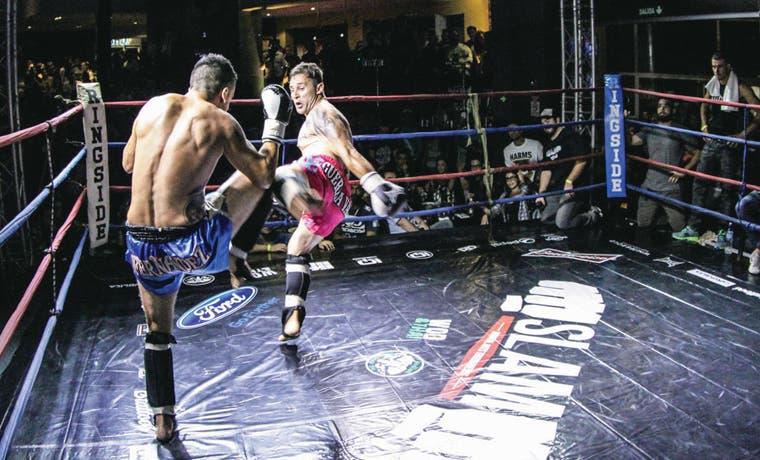 Torneo de Muay Thai mañana