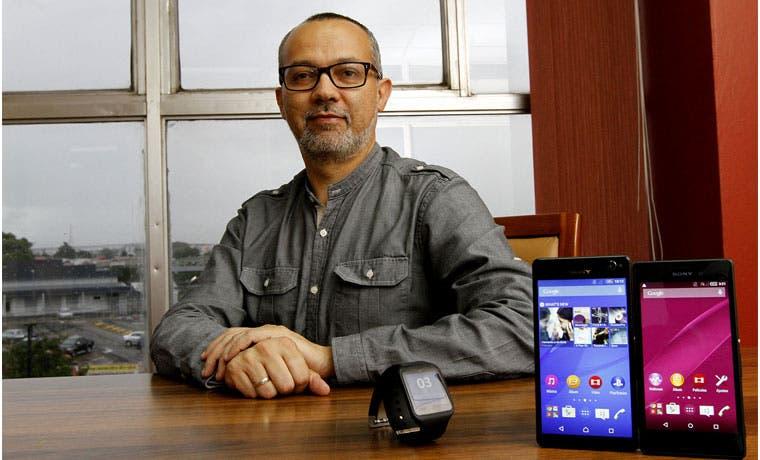 Sony busca lugar en mercado móvil