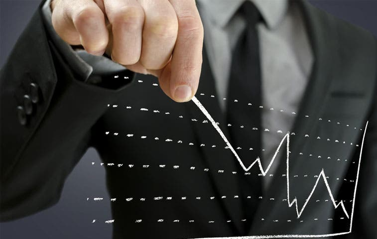 Inversionistas se refugian en fondos de corto plazo