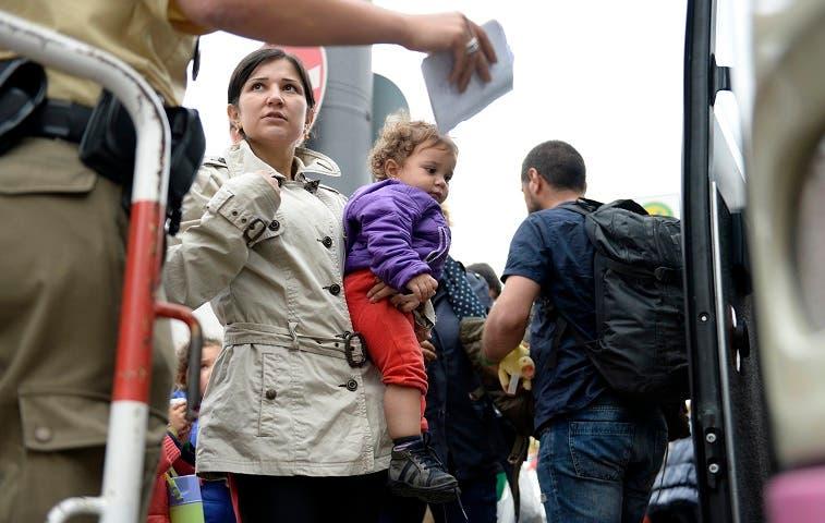 Alemania se prepara para la llegada hoy de miles de refugiados