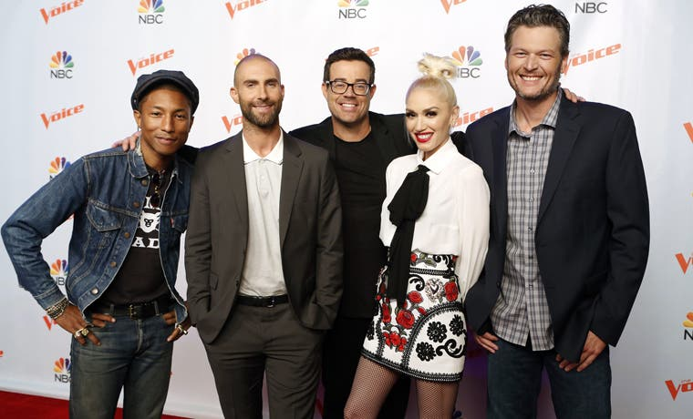 "Reality ""The Voice"" regresa en octubre"