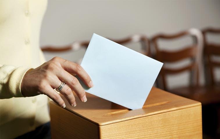 Padrón crece en más de 100 mil electores para elecciones municipales