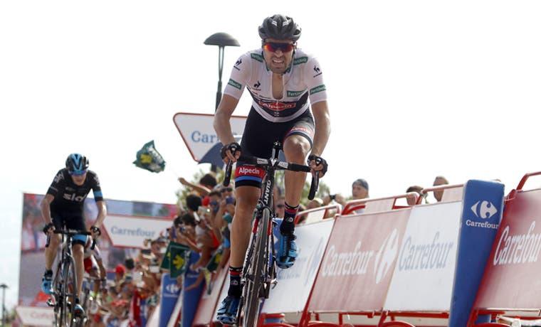 La Vuelta podría definirse hoy