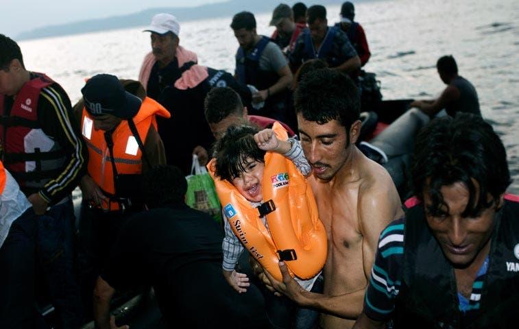 Flujo de refugiados podría generar infiltración de terroristas