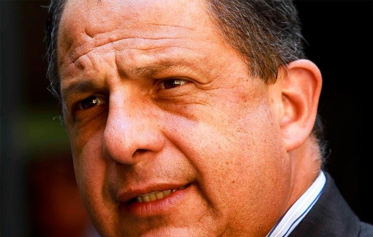 Solís prepara gira a Cartago para aplacar protestas