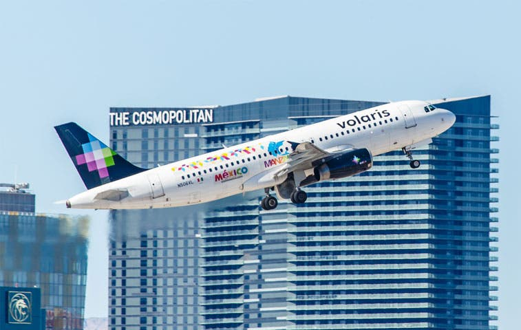 Volaris inaugura vuelos a Costa Rica