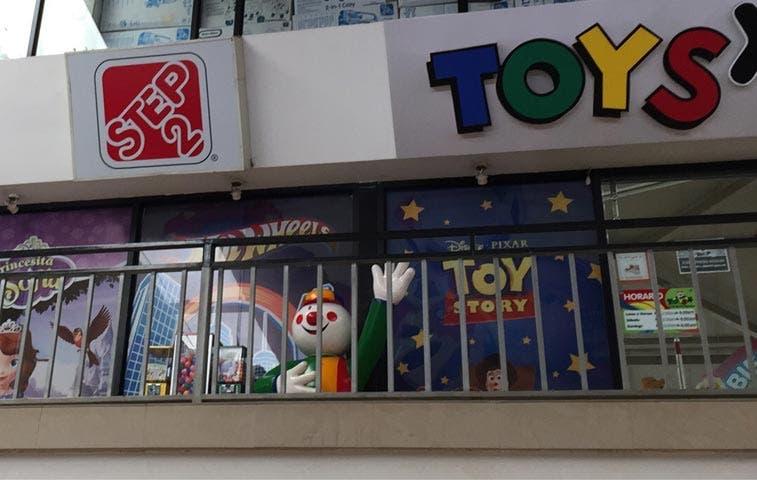 Jugueterías TOYS abre tienda en Tibás
