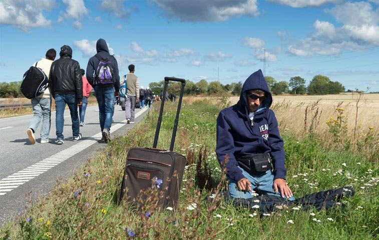 Refugiados ponen a prueba a Europa