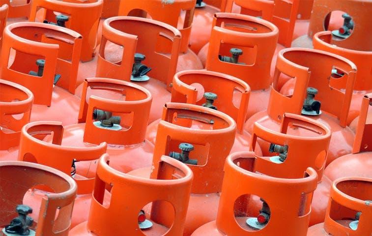Empresas de gas cambiarán cilindros en mal estado