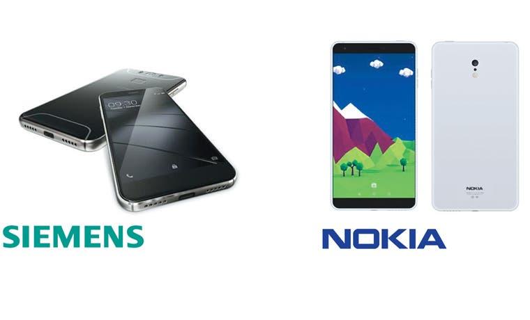 Siemens y Nokia vuelven a los smartphones