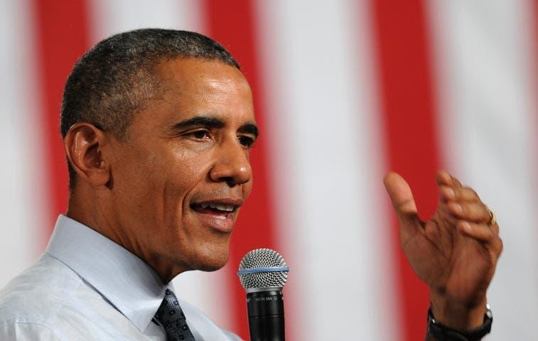 Programa estrella de Obama subió cantidad de asegurados en 10%