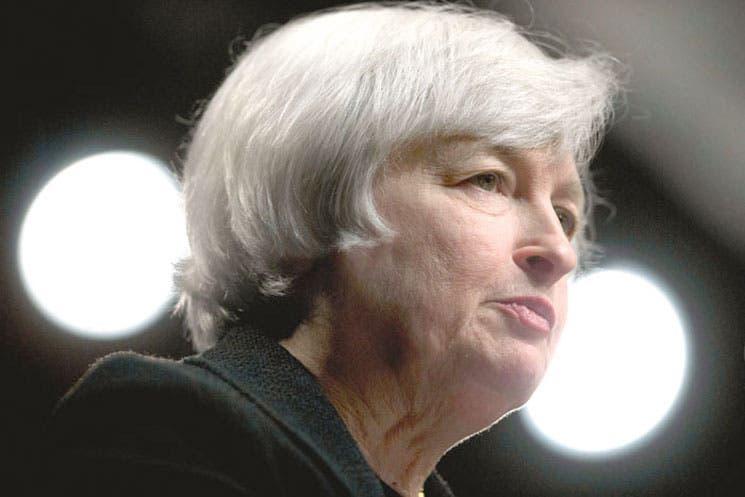 Sin alza tasas de interés en Estados Unidos