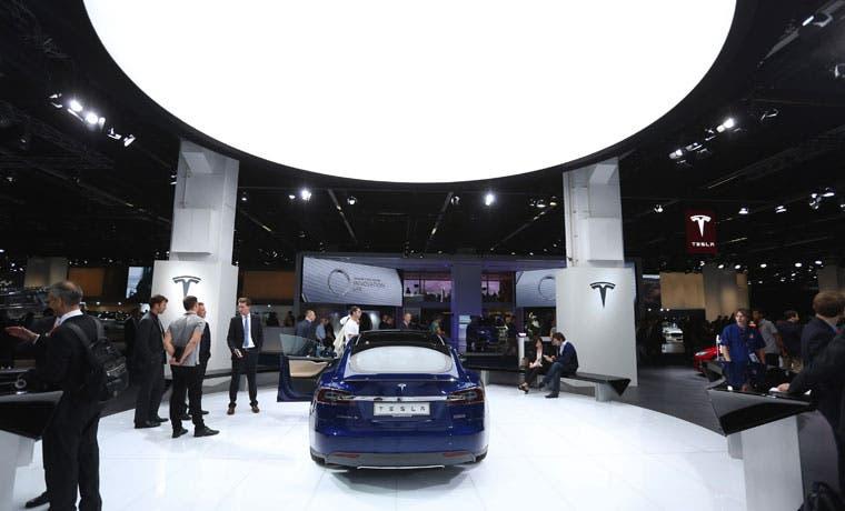 Startup china de autos eléctricos quiere competir con Tesla
