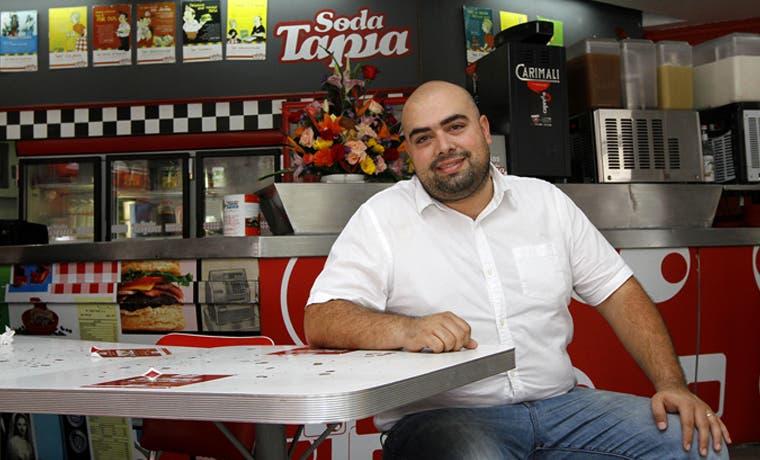 Soda Tapia festeja con planes de expansión