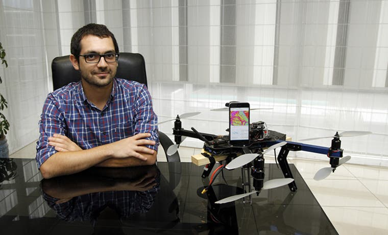 Drones serán regulados por Aviación Civil