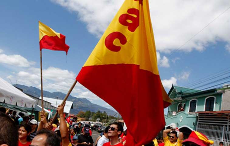 PAC ratifica a Daguer Hernández como candidato a alcalde de San José