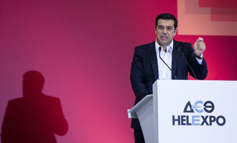 Cómo aprendieron los mercados griegos a amar a Tsipras