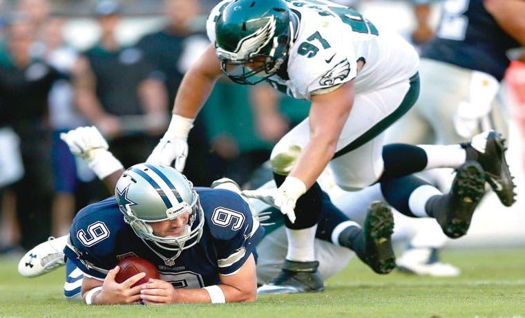 Cowboys se quedan sin Romo