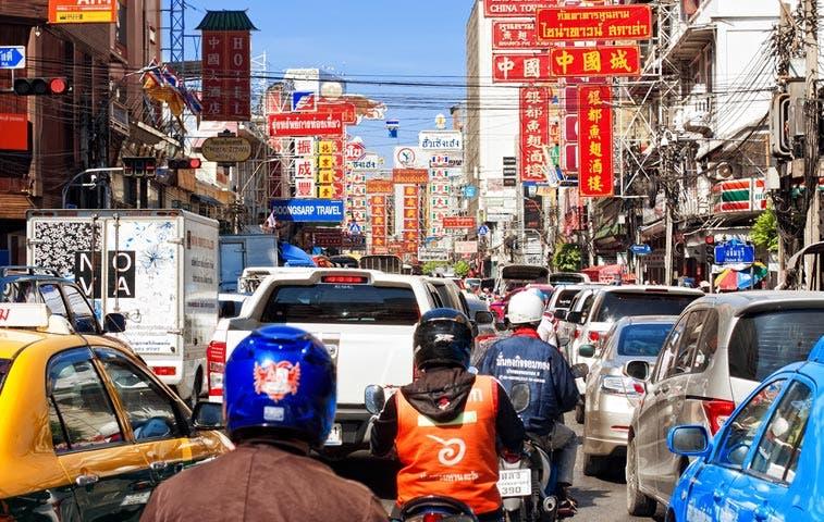 China restringiría Uber a vehículos de uso comercial