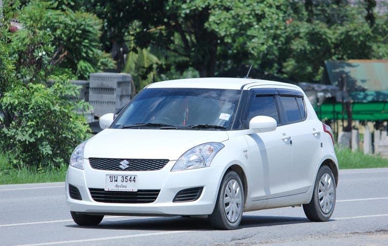 Socios de Uber podrán acceder a créditos favorables con Suzuki