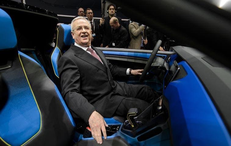 Pensión de $32 millones le espera al CEO de Volkswagen