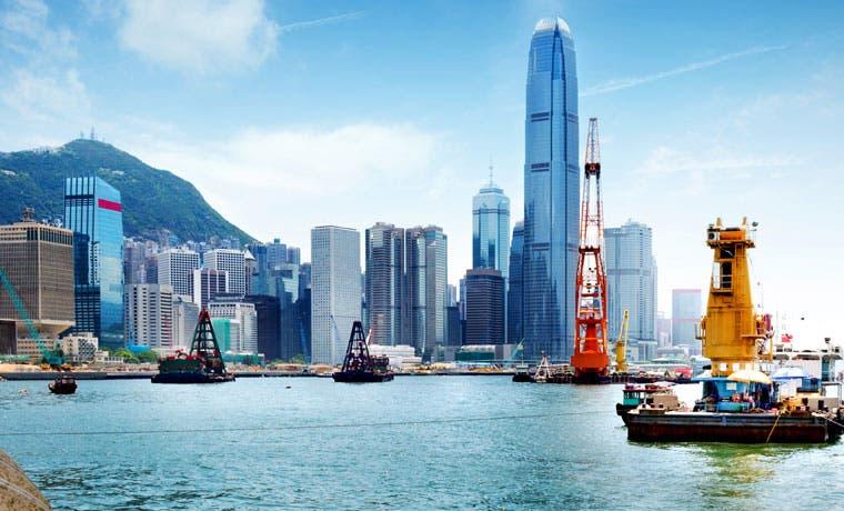 Marcas suntuarias en Hong Kong