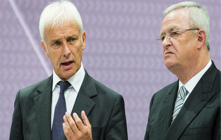Volkswagen designaría a nuevo CEO mañana