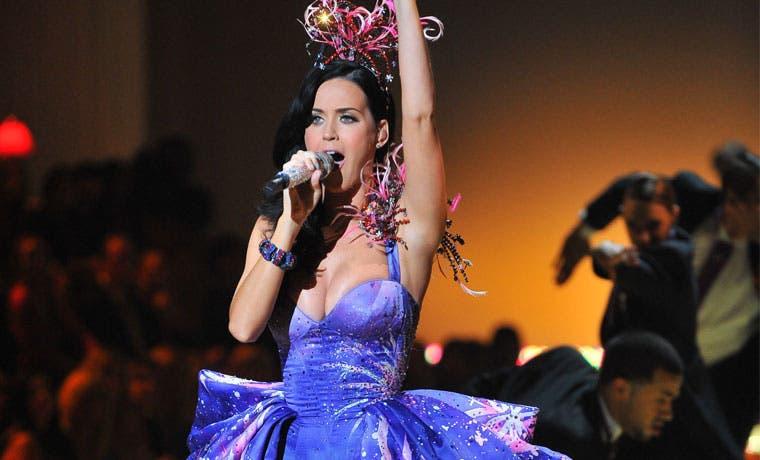 Katy Perry: estrella en auge