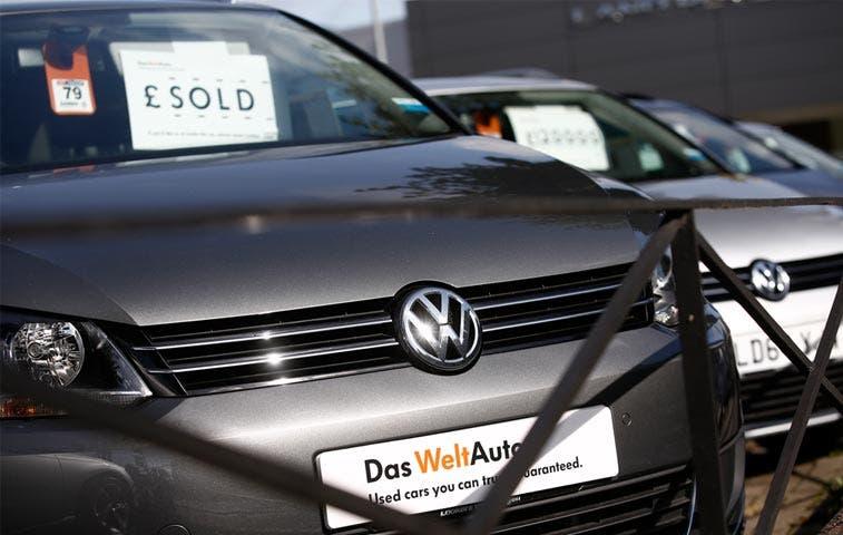 2,8 millones de carros VW manipulados en Alemania