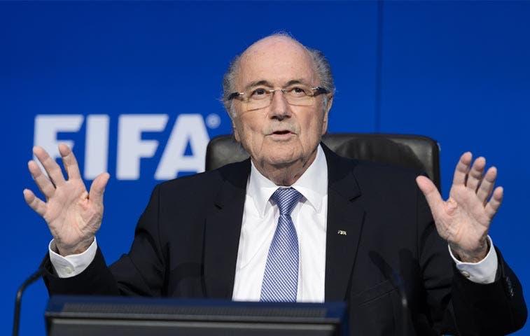 Suiza abre proceso penal contra presidente de FIFA
