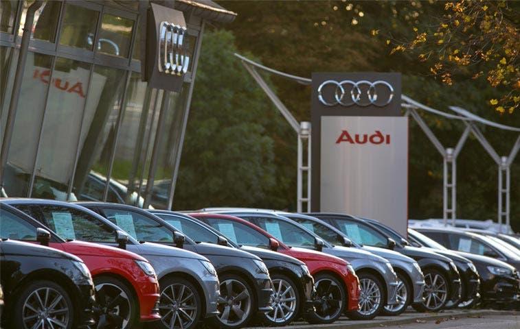 Escándalo de Volkswagen afecta a 2,1 millones de automóviles de Audi
