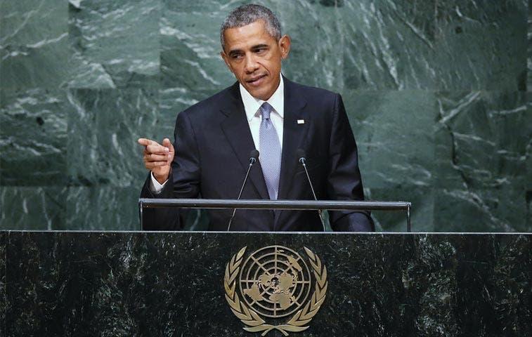 Obama colaboraría con Rusia e Irán contra Estado Islámico
