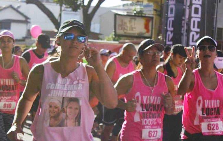 Carrera contra el cáncer se realizará este domingo