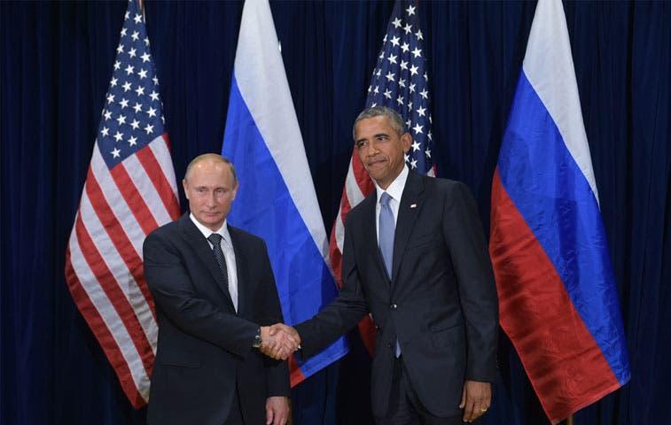 Obama y Putin trabajan juntos para aliviar crisis en Siria