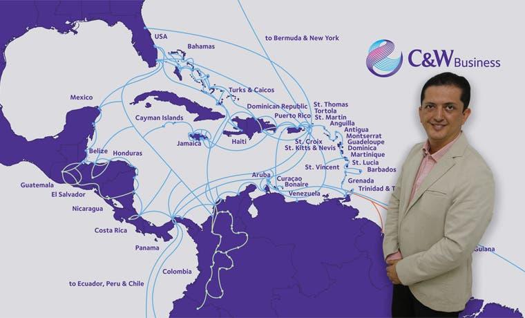 C&W Business inició operación local