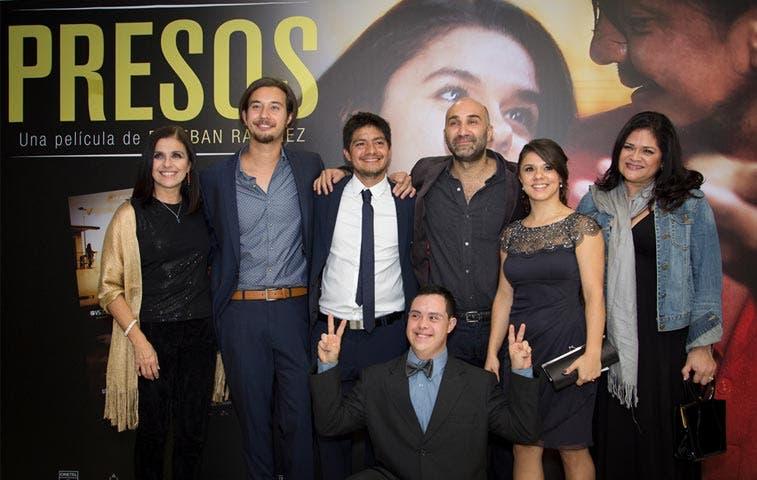 """""""Presos"""" es postulada a premios de la Academia y Goya"""