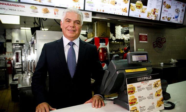 """Nuevo dueño de KFC: """"Tengo confianza  en Costa Rica"""""""