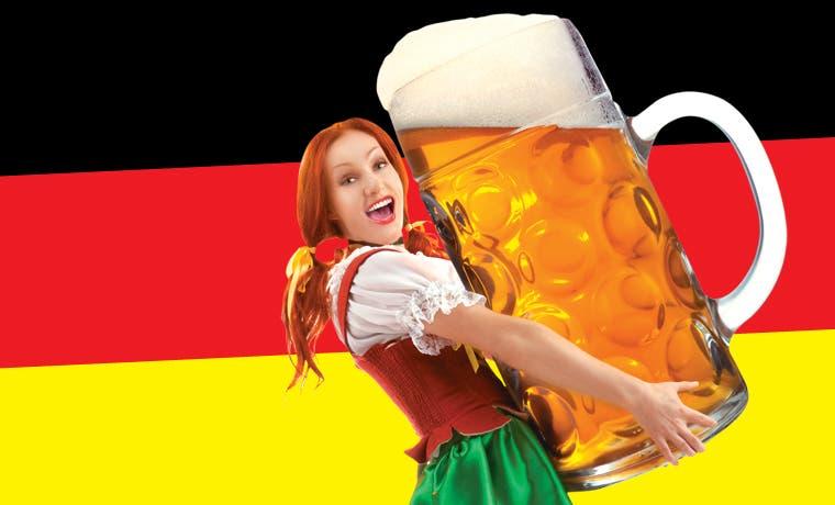 Cervezas ticas protagonistas del Oktober Beerfest