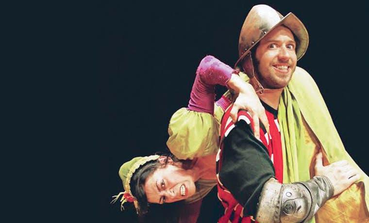 La Fierecilla Domada llega al Teatro Expressivo