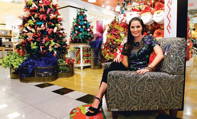 Comercios empezaron a festejar Navidad en setiembre
