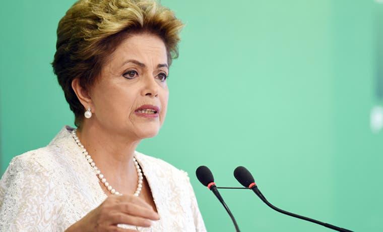 Dilma Rousseff busca apoyo de los aliados