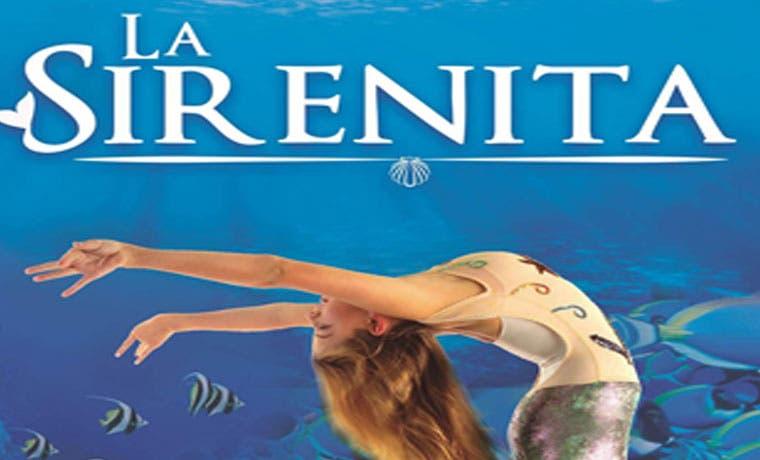 """""""La Sirenita"""" cantará en el Teatro Nacional"""