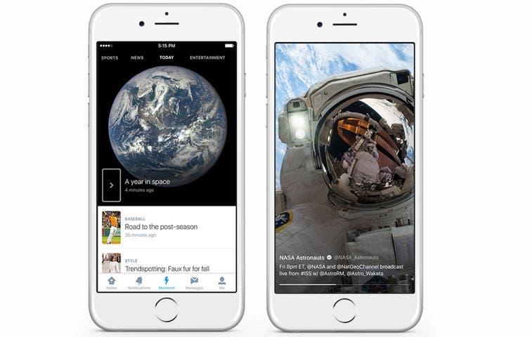 Twitter presenta nueva característica para seguir grandes eventos