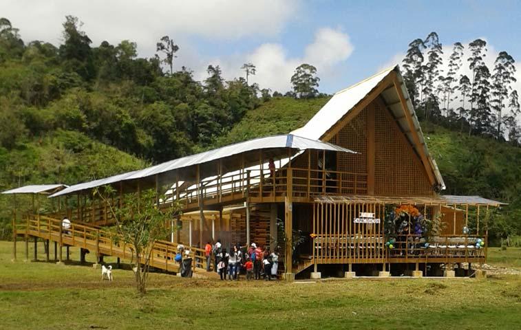 5.900 indígenas serán capacitados en nuevo centro