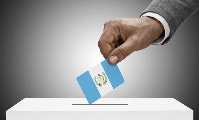 Segunda ronda presidencial en Guatemala genera gran expectativa