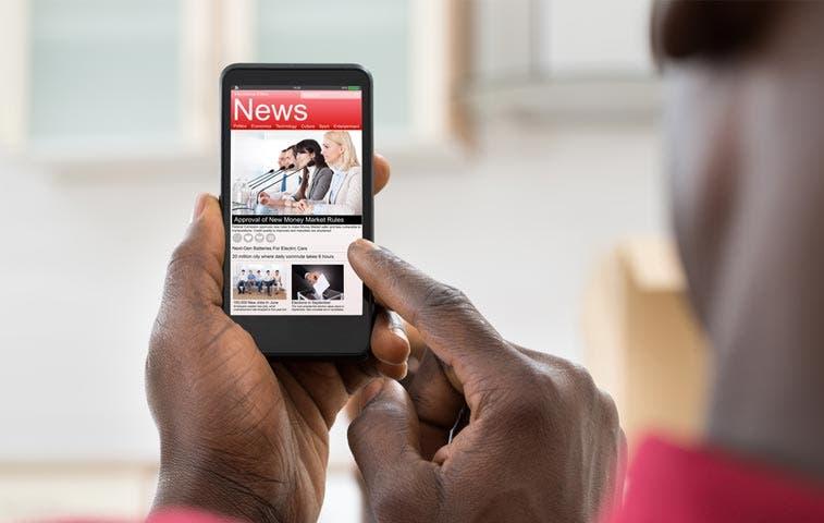 Google se alía con medios internacionales para cargar artículos más rápido